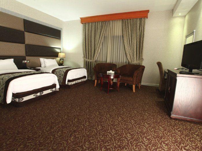 ABJAR GRAND HOTEL. Фото -7