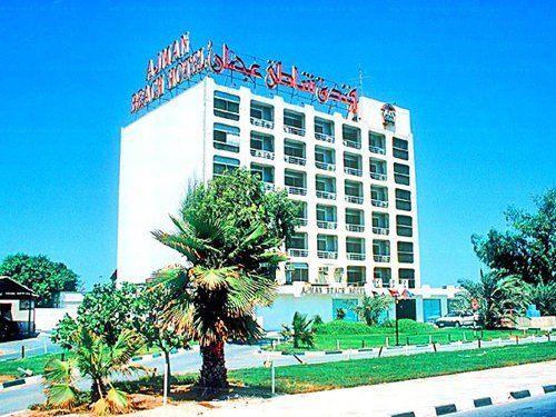 AJMAN BEACH HOTEL.. Фото -0